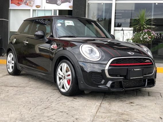 Mini Cooper John Cooper Works 2018 Impecable Nuevo!