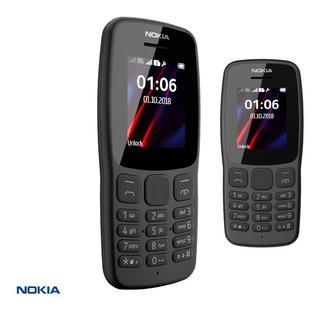 Teléfono Celular Básico Nokia 106, Movistar, Claro, Entel