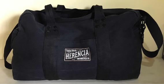Bolso Herencia Motorcycle Original Promo !!!!!!!!