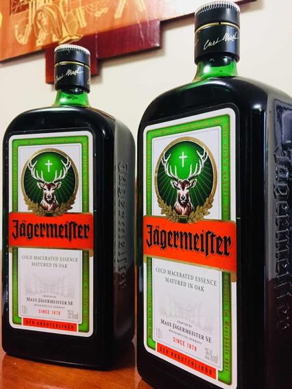 Jagermeister Litro, Jack Daniels, Johnnie Negro, Chivas Rega