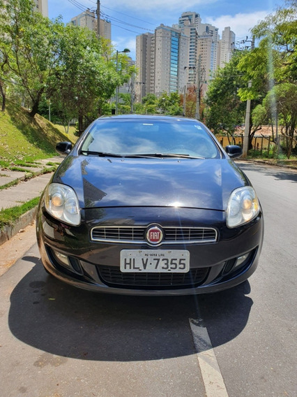 Fiat Bravo Essence 1.8 Flex Automatizado 2012 Único Dono