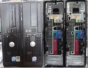 Cpu Dell Optiplex 780, 4gb Ram + Hd80 Gb (leia A Descrição)