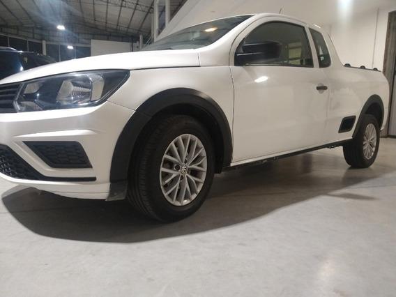 Volkswagen Saveiro C/ext Ant $625000 Y Cuot Automotores Yami