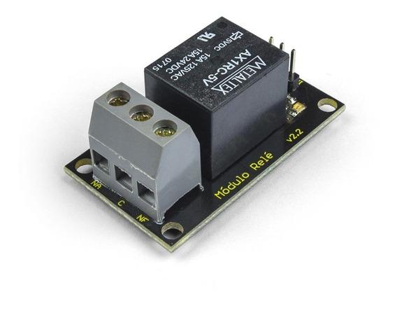 Módulo Relé Para Arduino