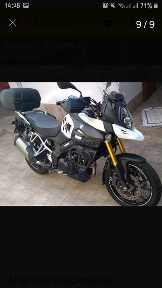 Suzuki V-stron 1000cc