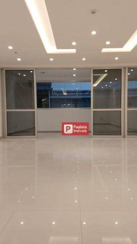 Imagem 1 de 13 de Sala Para Alugar, 54 M², 1 Vaga, Sacada A 350m Do Shopping Jardim Sul Por R$ 2.900/mês - Morumbi - São Paulo/sp - Sa1567