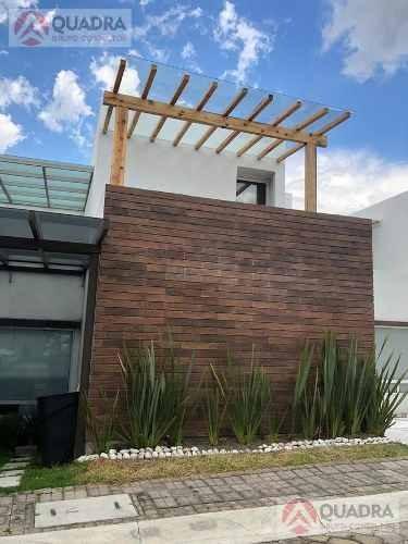Casa En Renta En Lomas De Angelópolis Ii San Andrés Cholula Puebla