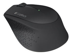 Mouse Wireless Sem Fio Notebook M280 Logitech - Preto