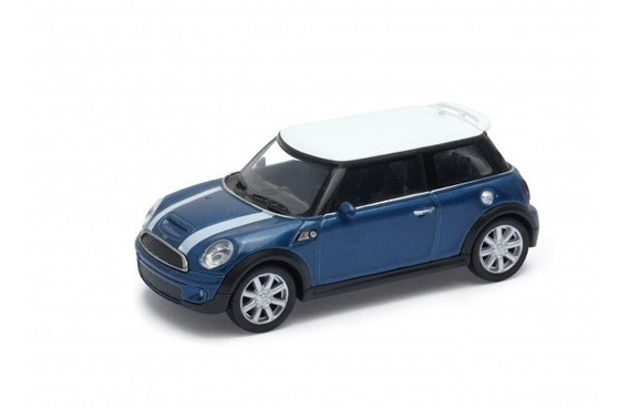 Welly Auto Coleccion Metal Escala 1-43 Mini Cooper S