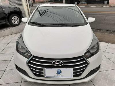 Hyundai Hb20 Sedan 1.0 Turbo Completo 2018 Branco