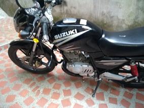 Suzuki Gsx 150 Negra