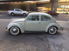 Volkswagen Fusca Alemão 1960 Placa Preta
