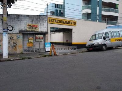 Terreno Residencial À Venda, Vila Caminho Do Mar, São Bernardo Do Campo. - Te0038