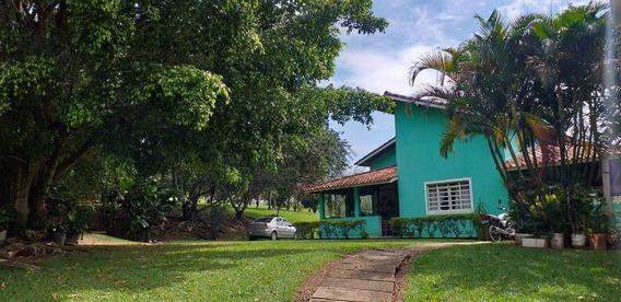 Chácara Com 3 Dormitórios À Venda, 35000 M² Por R$ 1.200.000 - Chácaras Reunidas - Pilar Do Sul/sp - Ch0396