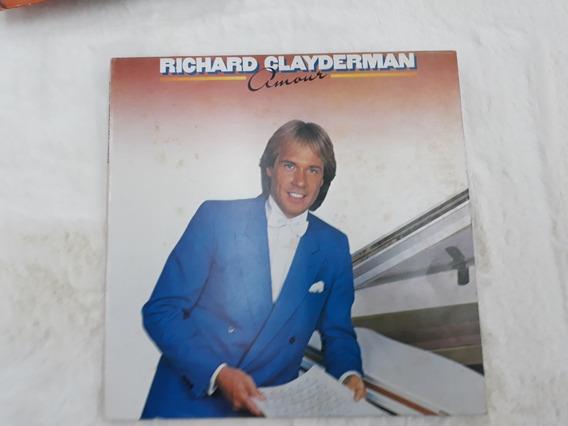 Lp Disco De Vinil Richard Clayderman