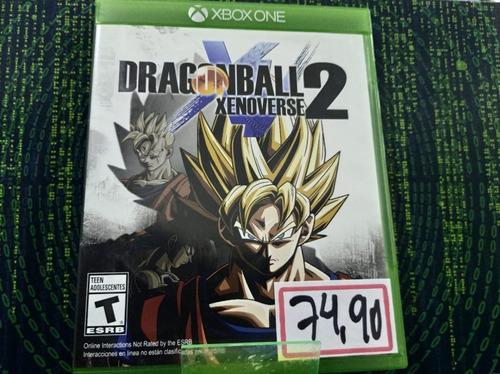 Dragon Ball: Xenoverse 2 Xbox One Físico
