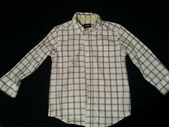 Camisa De Niño Carter