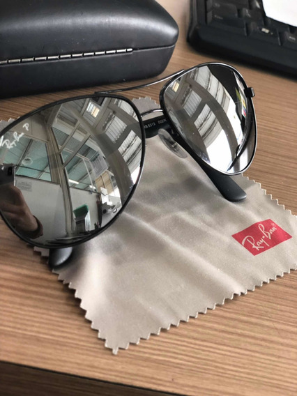 Óculos De Sol Masculino Original Da Ray-ban