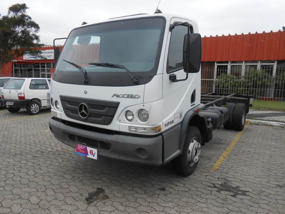 M. Benz 1016 Chassi