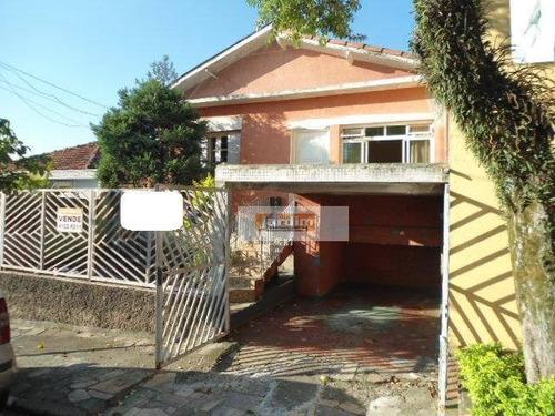 Casa Residencial À Venda, Jardim Valdibia, São Bernardo Do Campo. - Ca0564