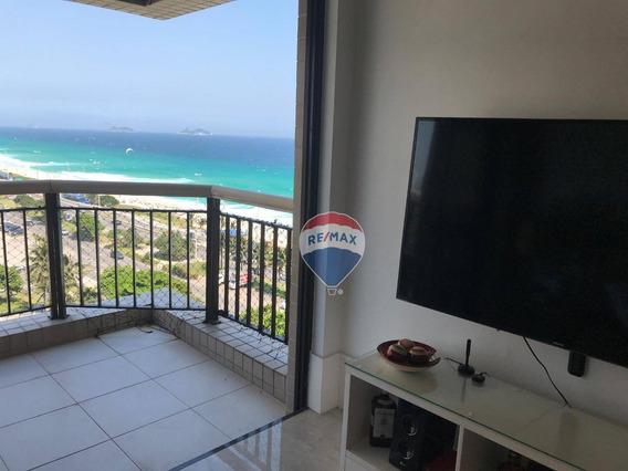 Golden Coast - Apartamento Com 1 Quarto, 57 M² - Barra Da Tijuca - Ap1531