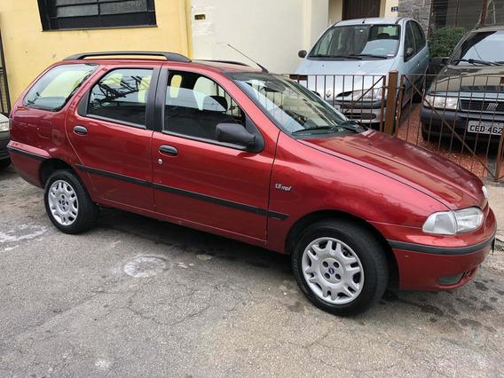 Fiat Palio Weekend 1.5 Mpi 5p 1997 Com Direçao