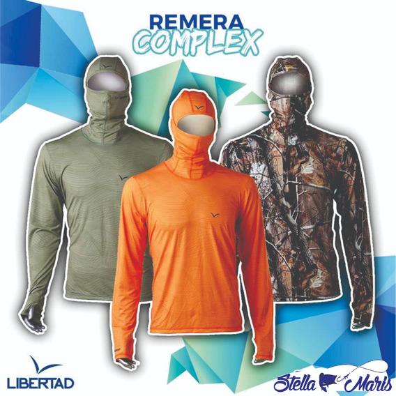 Remeras Proteccion Uv Complex Secado Rapido