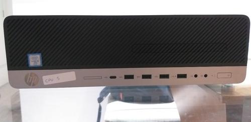 Cpu Hp I5 6500, 8gb Ddr4, Hd500gb (5)