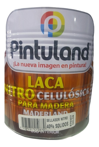 Sellador Nitro 1/4 Pintuland