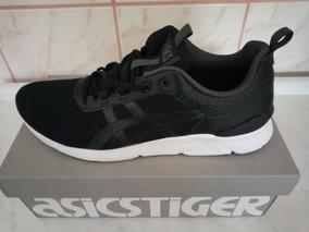 Tenis Asics Gel Lyte Runner Black/black Original