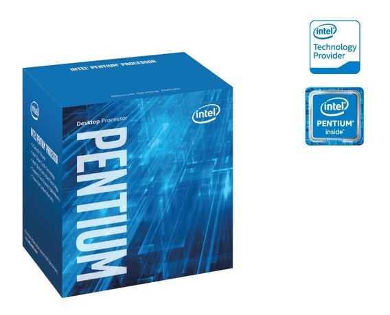 Processador Intel Pentium G4560 Lga 1151 7a Geração I