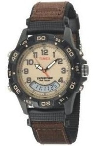 Reloj Timex T45181 Expedition Resina Militar - Made In Usa
