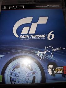 Gran Turismo 6. Ps3. Original
