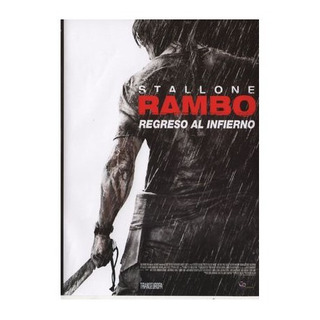 Stallone - John Rambo (dvd Original)