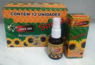 Atacado Própolis Spray Caixa C/ 36 Produtos Naturais Docemel