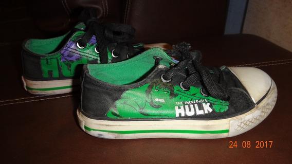 Zapatillas Hulk Atomik