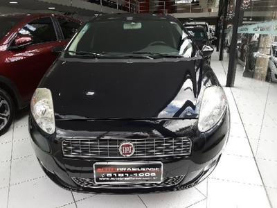 Fiat Punto 1.8 Hlx 8v Flex 4p Manual