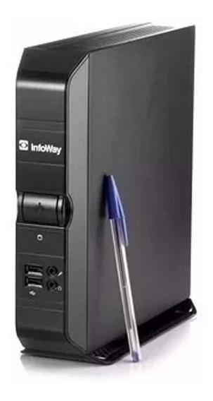 Mini Cpu Itautec Infoway 2030 4gb Hd 160gb Wifi