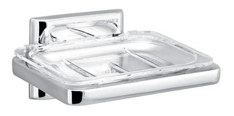 Jabonera Clásica Empotrar Baño Cromo 108 Accesorio Helvex