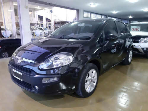 Fiat Punto 1.4 Attractive Top Gnc 2013 Unica Mano