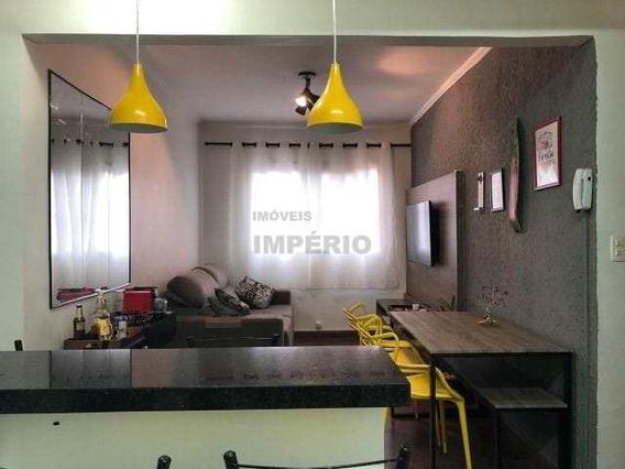 Apartamento Com 1 Dorm, Vila Leonor, Guarulhos, Cod: 4785 - A4785