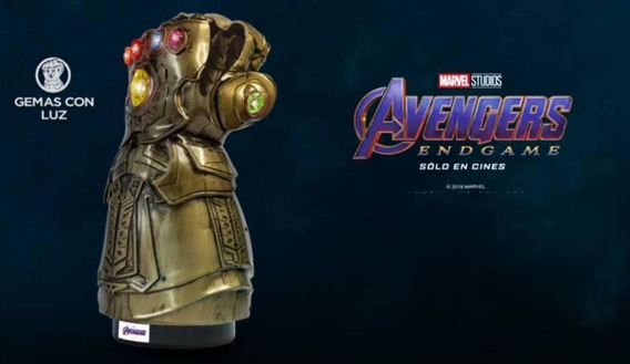 Guantelete Infinito 2019 Cinemex Pelicula Avengers End Game