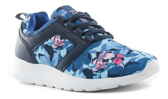 Zapatillas Topper Lanai Azul 35 Al 39 25915