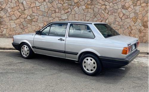 Volkswagen Voyage Gl 1989 - Placa Preta