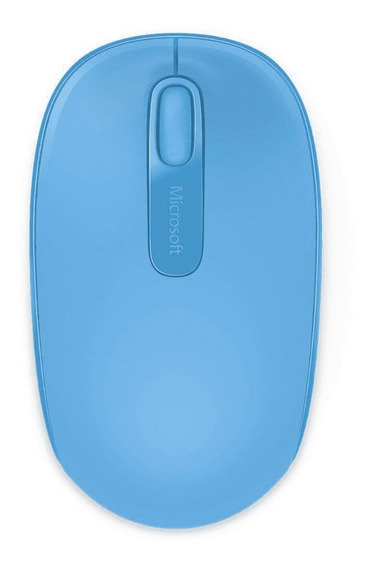 Mouse Wireless Mobile 1850 Microsoft Sem Fio Original Azul