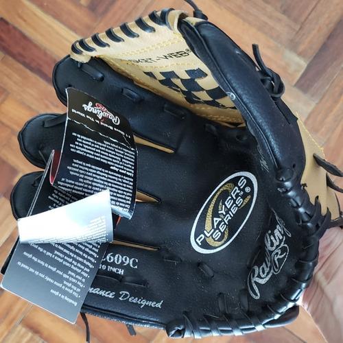 Guante Baseball Rawlings Pl609c Zurdo