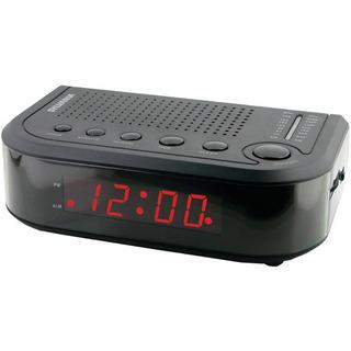 Sylvania Scr1388 Am / Fm Radio Reloj