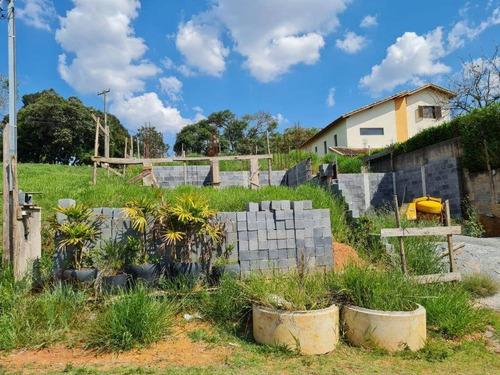 Terreno À Venda, 334 M² Por R$ 220.000 - Paysage Serein - Vargem Grande Paulista/sp - Te0452