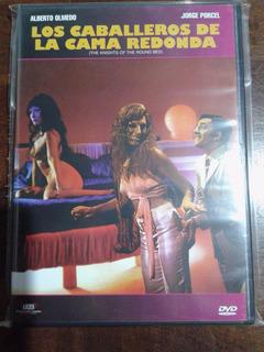 Los Caballeros De La Cama Redonda (dvd) Olmedo/porcel