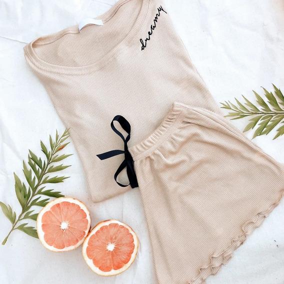 Short Pijama Sexy De Verano Mujer Morley